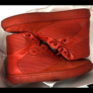Balenciaga Pleated Sneakers